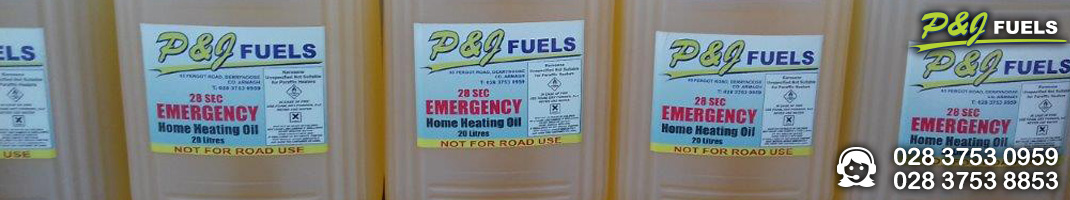 P&J Fuels Armagh